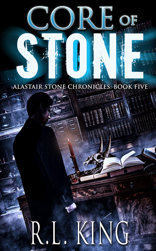 CoreofStone_800 Cover reveal and Promotional