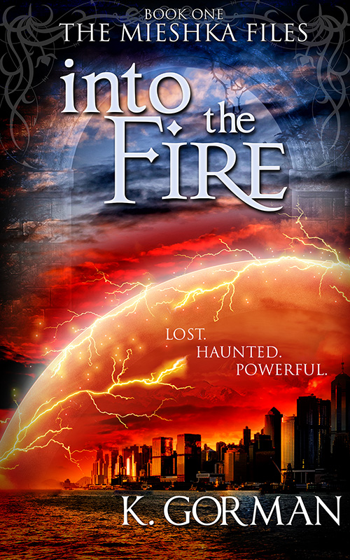 Into the Fire 800 Cover reveal and Promotional