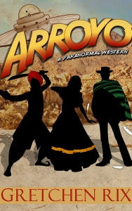 Arroyo 800 Cover reveal and Promotional