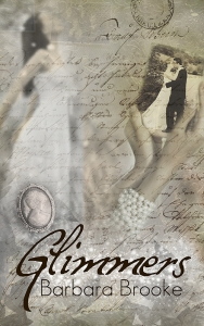 Glimmers 800 Cover reveal and Promotional