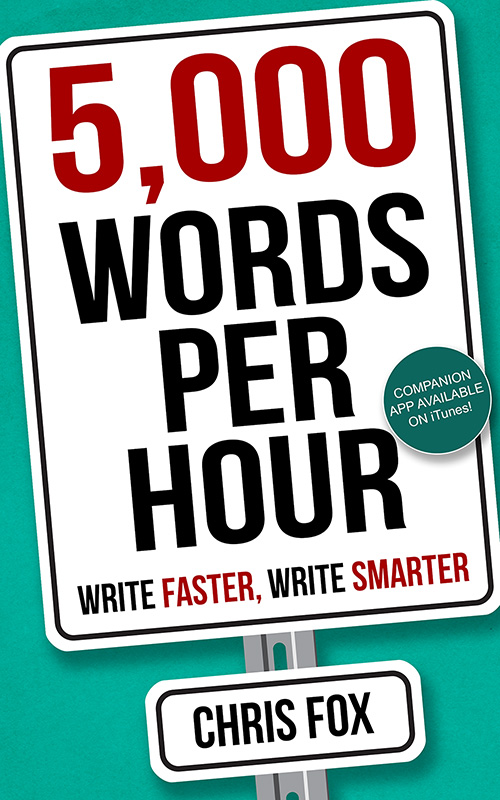 5000-Words-per-hour-800 Cover reveal and Promotional