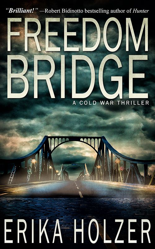Freedom Bridge 800 Cover reveal and Promotional