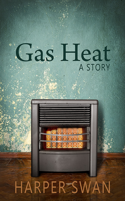 Gas-Heat-800 Cover reveal and Promotional