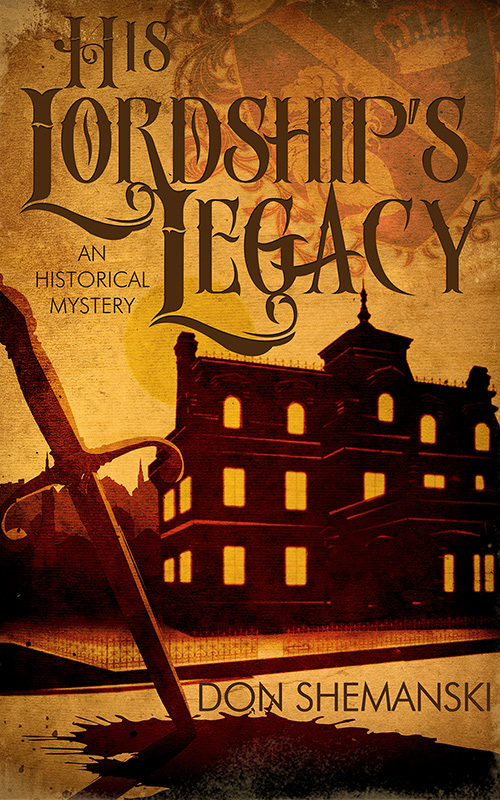 His-Lordships-Legacy-800 Cover reveal and Promotional