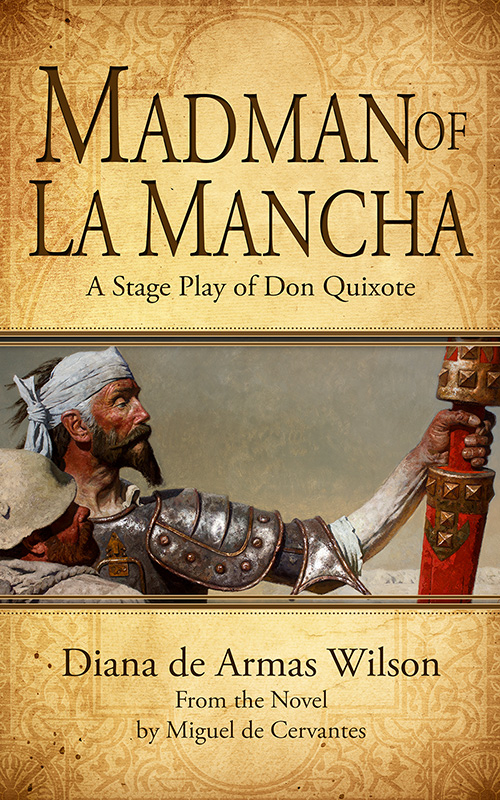 Madman-of-La-Mancha-800 Cover reveal and Promotional