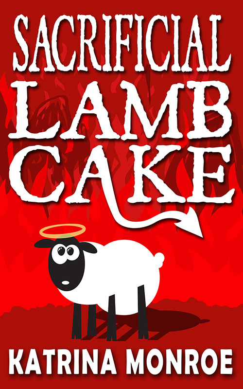 Sacrificial-Lamb-Cake-E-Book-Cover-800 Cover reveal and Promotional