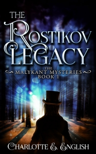 01-The-Rostikov-Legacy-800 Cover reveal and Promotional