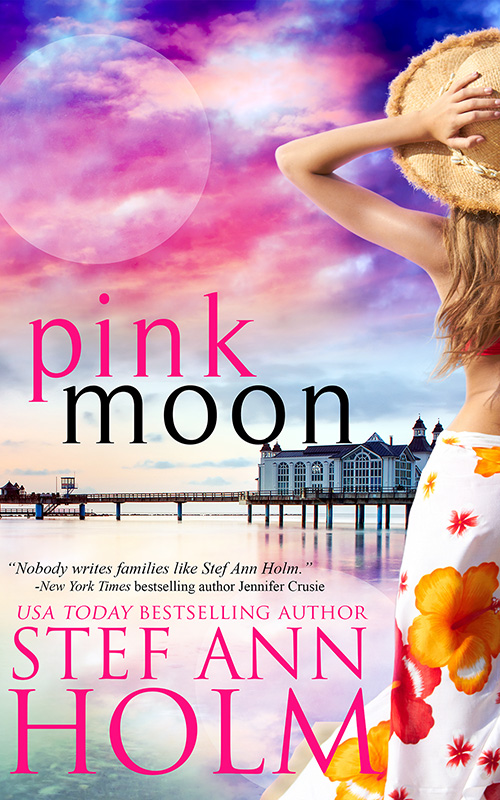 Pink Moon 800 Cover reveal and Promotional