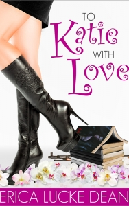 Katie 800 Cover reveal and Promotional