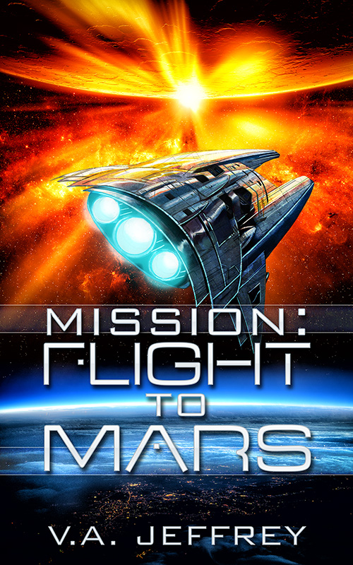 Mission-Flight-to-Mars-800 Cover reveal and Promotional