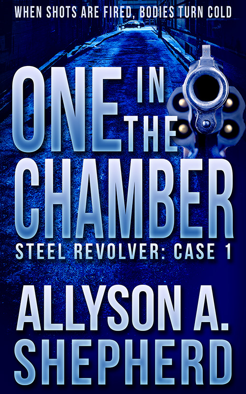 One-in-the-Chamber-800 Cover reveal and Promotional