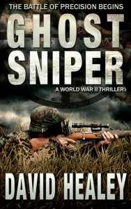 Ghost-Sniper-800 Cover reveal and Promotional