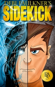 Sidekick 800 Cover reveal and Promotional
