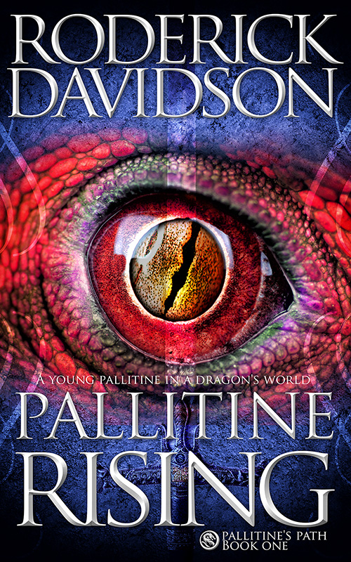 Pallitine-Rising-800 Cover reveal and Promotional
