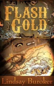 Flash Gold 800 Cover reveal and Promotional