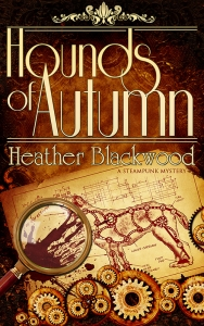 Hounds of Autumn 800 Cover reveal and Promotional