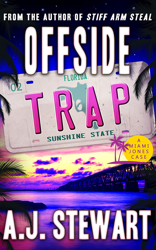 Offside-Trap-800 Cover reveal and Promotional