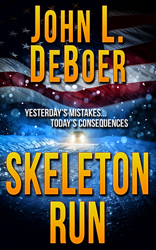Skeleton-Run-800 Cover reveal and Promotional