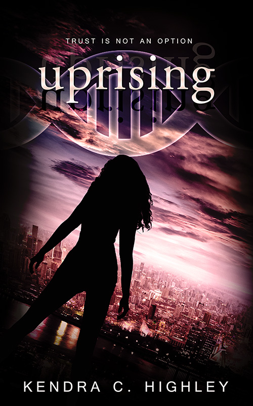 Uprising-800 Cover reveal and Promotional