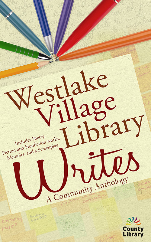 Westlake-Village-Library-Writes-800 Cover reveal and Promotional