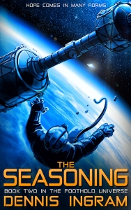 The-Seasoning-800 Cover reveal and Promotional