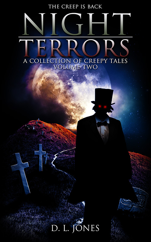 Night Terrors II 800 Cover Reveal and Promotional