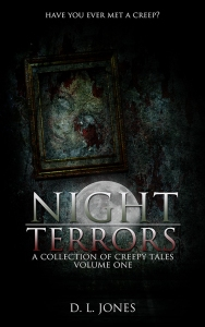 Night Terrors 800 Cover reveal and Promotional