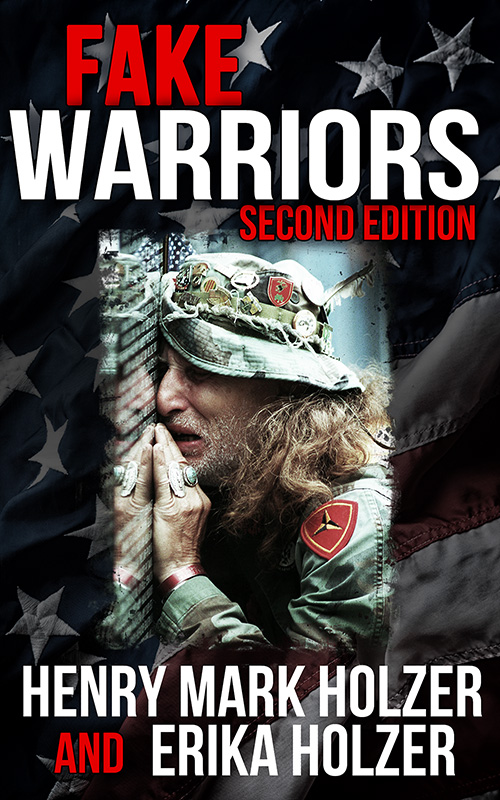 FakeWarriors 800 Cover reveal and Promotional