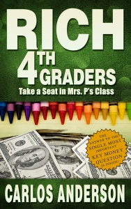 Rich 4th Graders 800 Cover reveal and Promotional