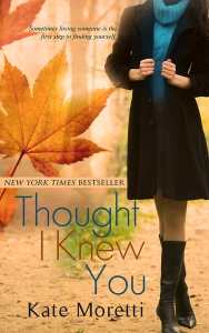 Thought-I-Knew-You-800 Cover reveal and Promotional