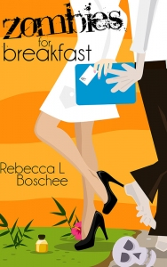 Zombies For Breakfast-800 Cover reveal and Promotional