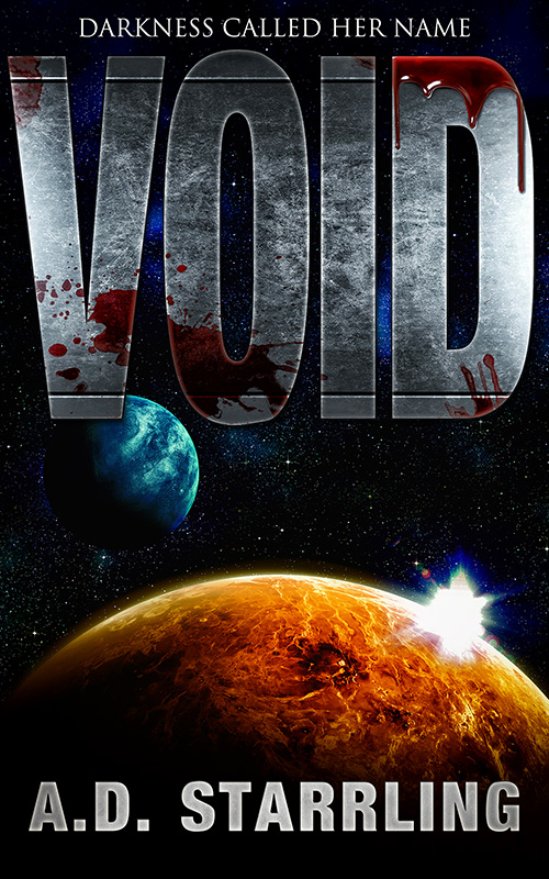 Void-Cover reveal and Promotional