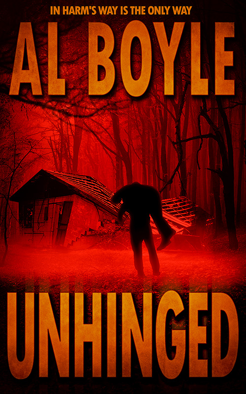 Unhinged 800 Cover reveal and Promotional