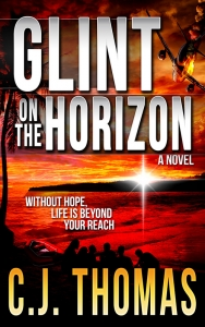 Glint-on-the-Horizon 800 Cover reveal and Promotional