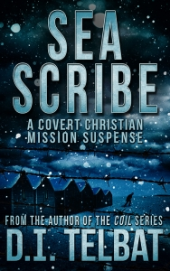 Sea-Scribe-800 Cover reveal and Promotional