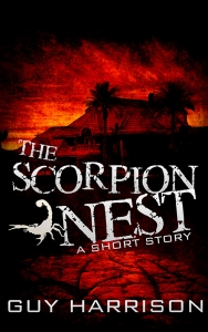 The Scorpion Nest 800 Cover reveal and Promotional