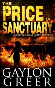 The Price of Sanctuary 800 Cover reveal and Promotional