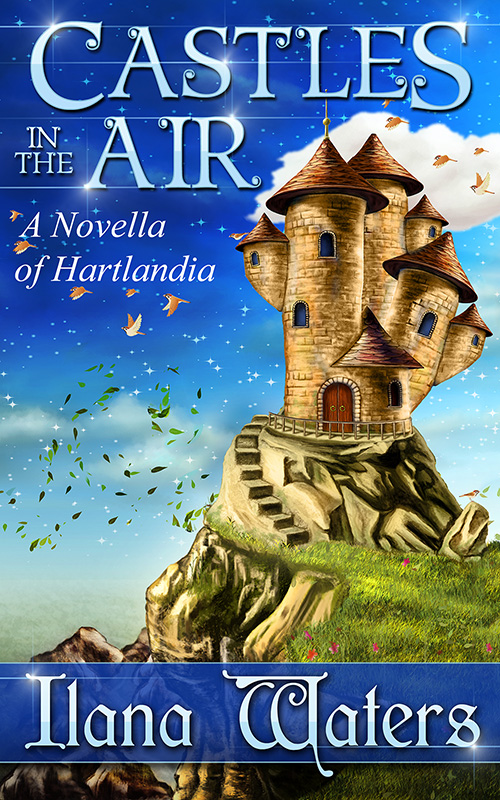 Castles in the Air 800 Cover reveal and Promotional