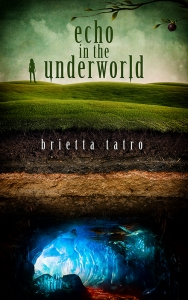 Echo in the Underworld 800 Cover reveal and Promotional